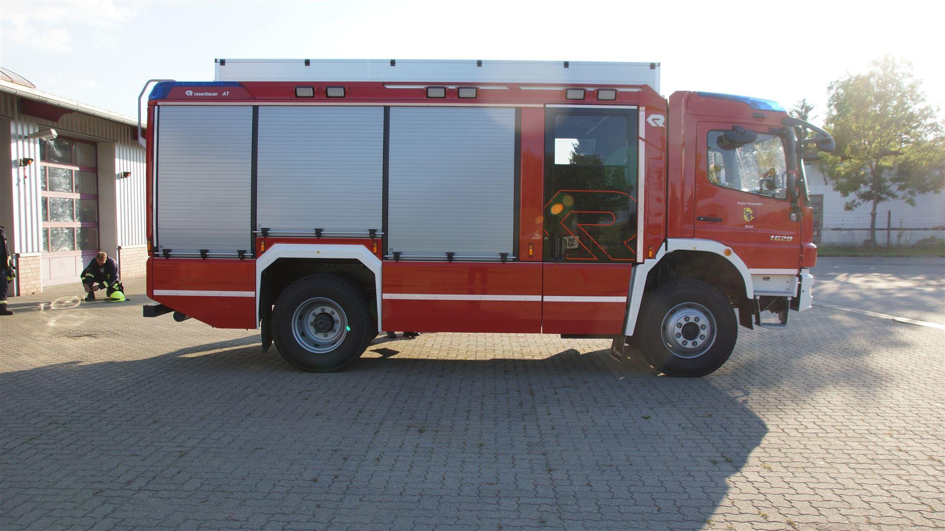 Feuerwehr Brüel
